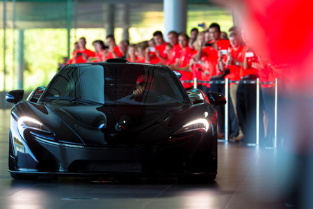 McLaren celebra 50 años de éxito