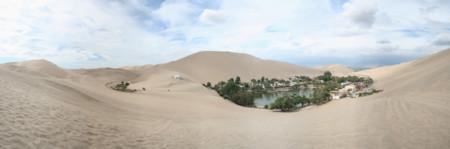 Huacachina Dunes