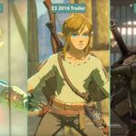 Compara tú mismo la evolución de Zelda: Breath of the Wild en los tráileres mostrados en 2011, 2014 y 2016 [E3 2016]
