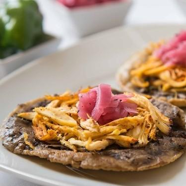 Panuchos de Yucatán. Receta fácil de la cocina tradicional mexicana