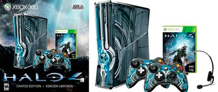 ¿Una nueva Xbox 360 Halo 4 Edition en el horizonte?