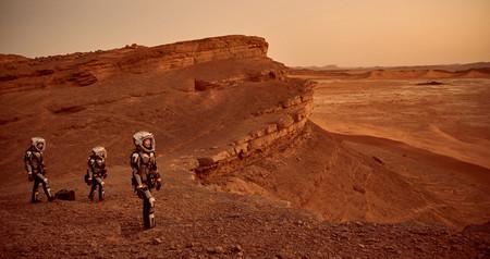 'Marte' es una espectacular apuesta de National Geographic por la docuserie científica