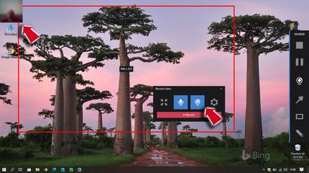 Esta aplicación permite grabar la pantalla en Windows 10 (y macOS) en pocos pasos y además, es gratuita