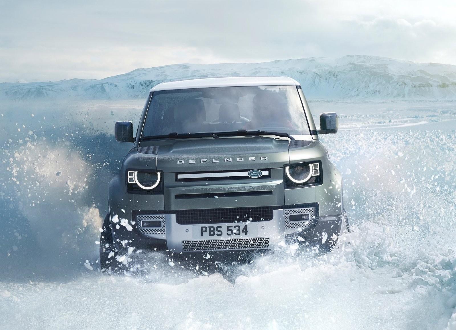 Foto de Land Rover Defender 2020 (59/60)