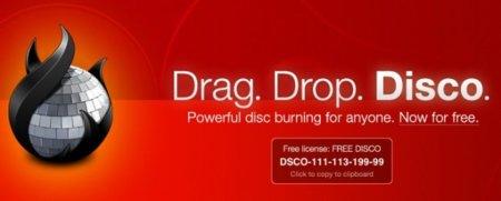 Disco, la aplicación de grabación en CD y DVD, finaliza su desarrollo y se vuelve gratuita