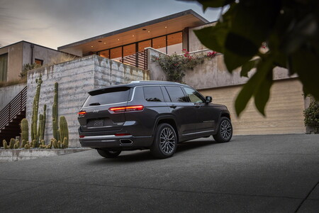 Jeep Grand Cherokee L 2021 Prices versions and equipment in Mexico 3