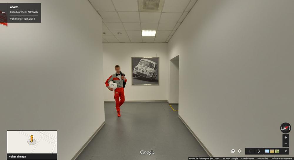Foto de Paseo virtual por las oficinas Abarth (7/11)