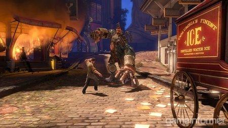 'Bioshock Infinite'. Así luce Handyman, el que nos hará olvidar a los Big Daddies