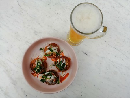 Restaurante Tamayo: un refugio orgánico en honor a México, dentro del Bosque de Chapultepec