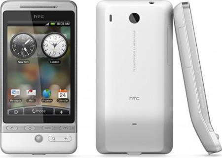 HTC con problemas para abastecer la demanda del HTC Hero