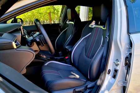 Toyota Corolla Gr Sport 3