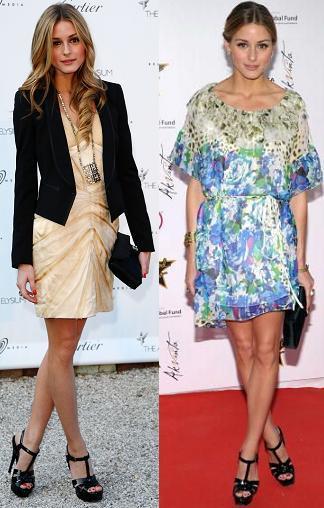 Mujeres con estilo, también en Cannes: Olivia Palermo
