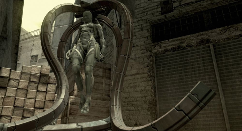 Foto de Metal Gear Solid 4 - Marzo 2008 (4/6)
