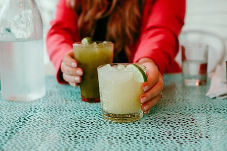 Coctel Margarita Mexico