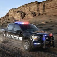 ¡Sorpresa! La Ford F-150 es el coche más rápido de la policía de Los Ángeles, incluso más que el Dodge Charger V8