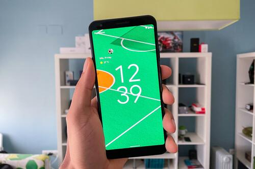 Android 12 beta, lo hemos probado: las primeras pinceladas de un gran cambio