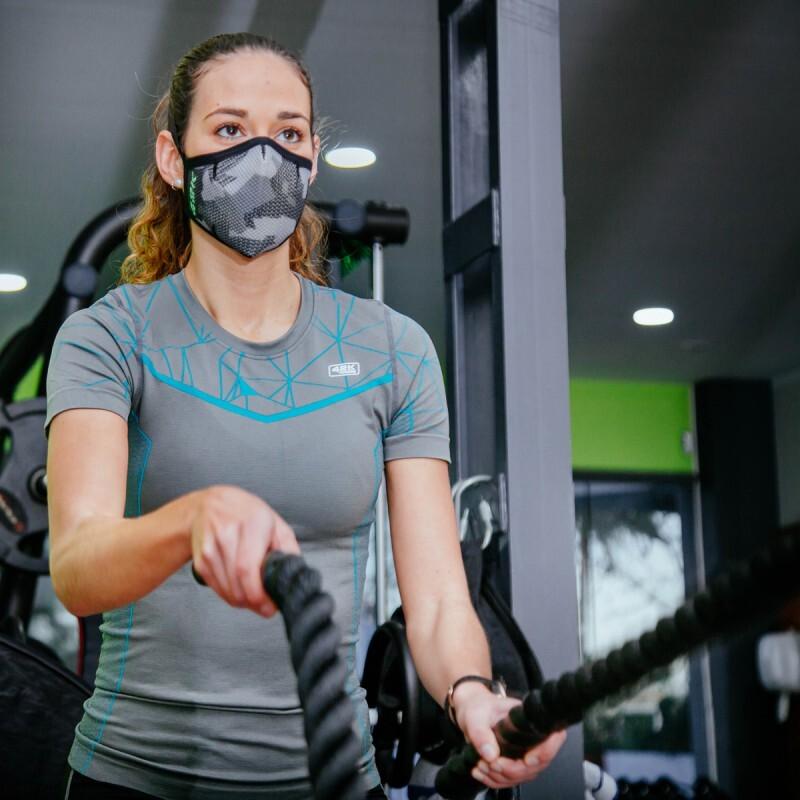 42K Running lanza al mercado su mascarilla deportiva, 3D PRO con máxima transpirabilidad