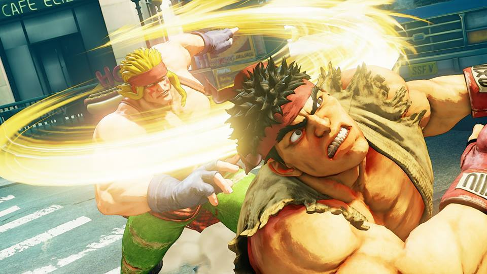 Foto de Alex Street Fighter V (1/12)