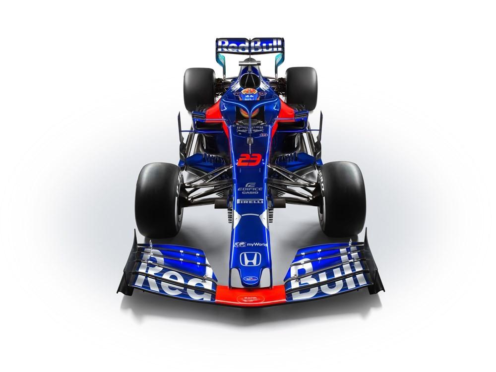 Foto de Toro Rosso STR14 (1/3)