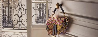 Maria Grazia Chiuri reinventa el 'Saddle Bag' de Dior, su bolso más icónico