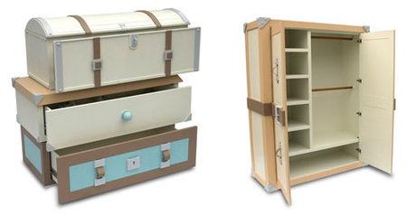 Muebles personalizados infantiles armarios y cajoneras - Armarios personalizados ...