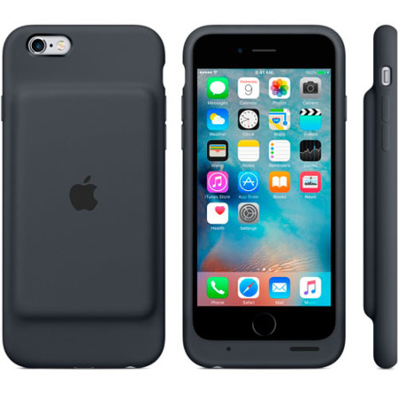 Apple Smart Battery Case Negro