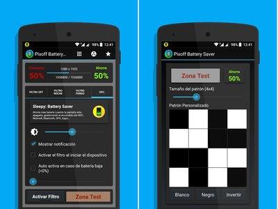 ¿Tu móvil tiene pantalla AMOLED? Ahorra batería apagando los píxeles con esta app