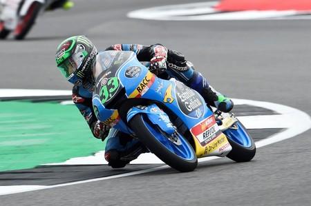 Enea Bastianini Moto3 2017 Gran Bretana