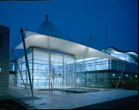 Sede Central Dyson En Malmesbury Reino Unido 2