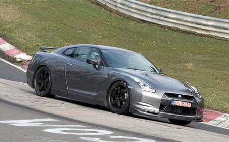 Primeros datos del Nissan GT-R V-Spec