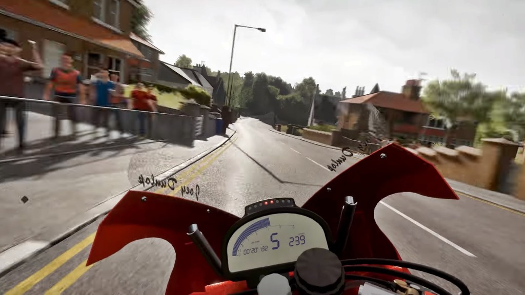 Iomtt The Game