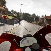Velocidad, realismo y adrenalina. El videojuego 'TT Isle of Man' ha impresionado al mismísimo John McGuinness