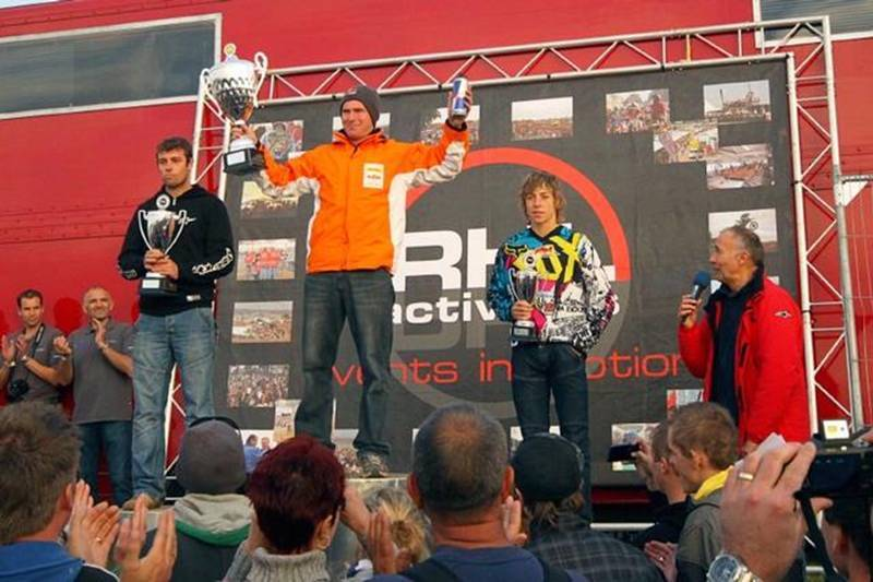 Foto de David Knight vence por cuarto año consecutivo la Weston Beach Race (1/12)
