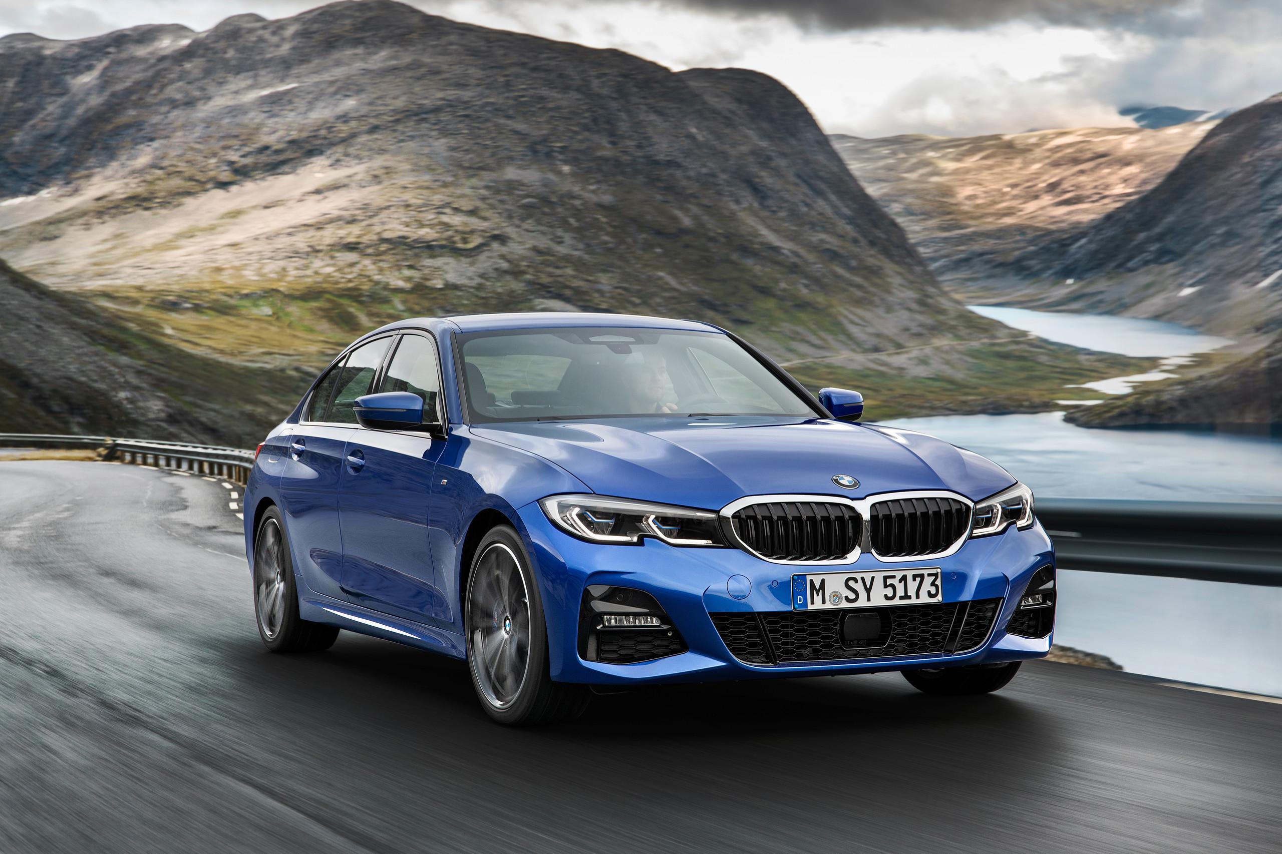 BMW Serie 3 sedán