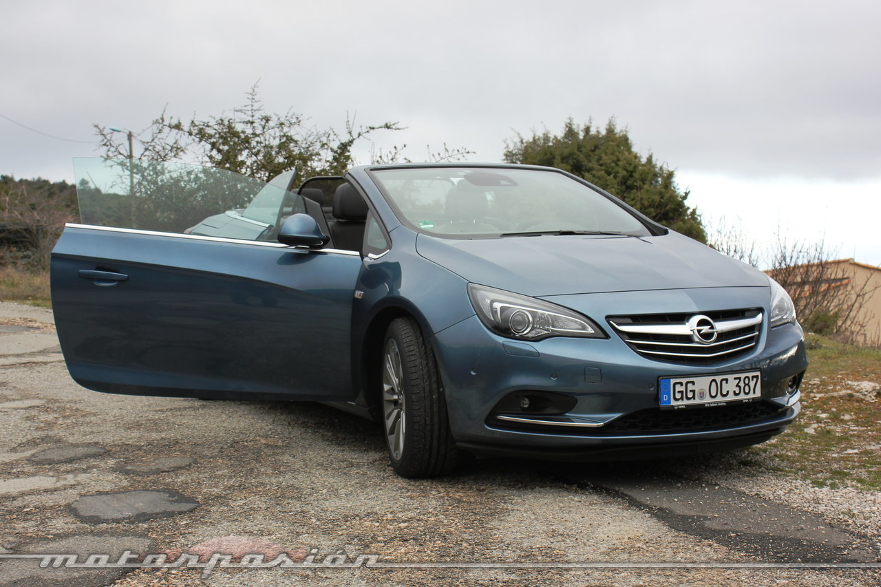 Foto de Opel Cabrio 2013 (presentación) (21/52)