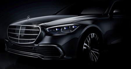 El nuevo Mercedes-Benz Clase S se presentará este 2020, y ya asoma la cara