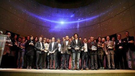 ¿No pudiste ir a los Premios Xataka 2011? Echa un vistazo a las fotos y vídeos más destacados del evento
