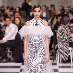 Foto 59 de 74 de la galería dior-alta-costura-maria-grazia-chiuri-y-su-magico-desfile-en-blanco-y-negro-primavera-verano-2018 en Trendencias