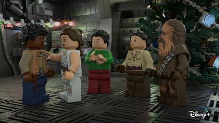 Disney+ anuncia 'The LEGO Star Wars Holiday Special', el primer especial navideño de la saga galáctica desde el infame de 1978