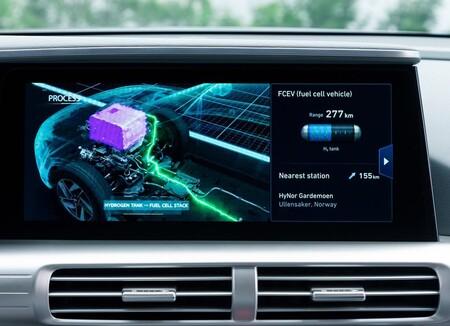 Hyundai Kia Autos Hidrogeno 5