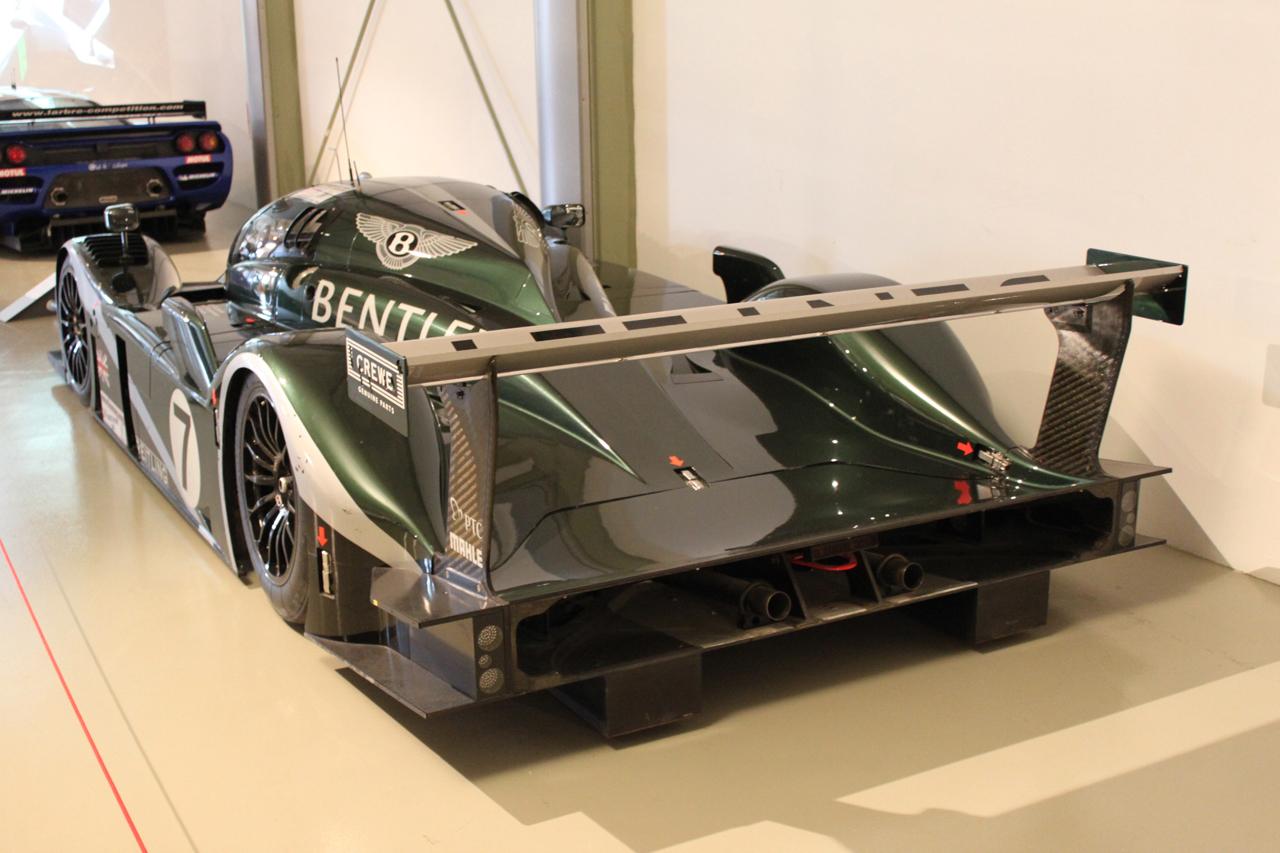 Foto de Museo 24 horas de Le Mans (205/246)