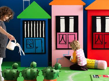 Coloridas y divertidas. Así son las nuevas colecciones de IKEA para los niños