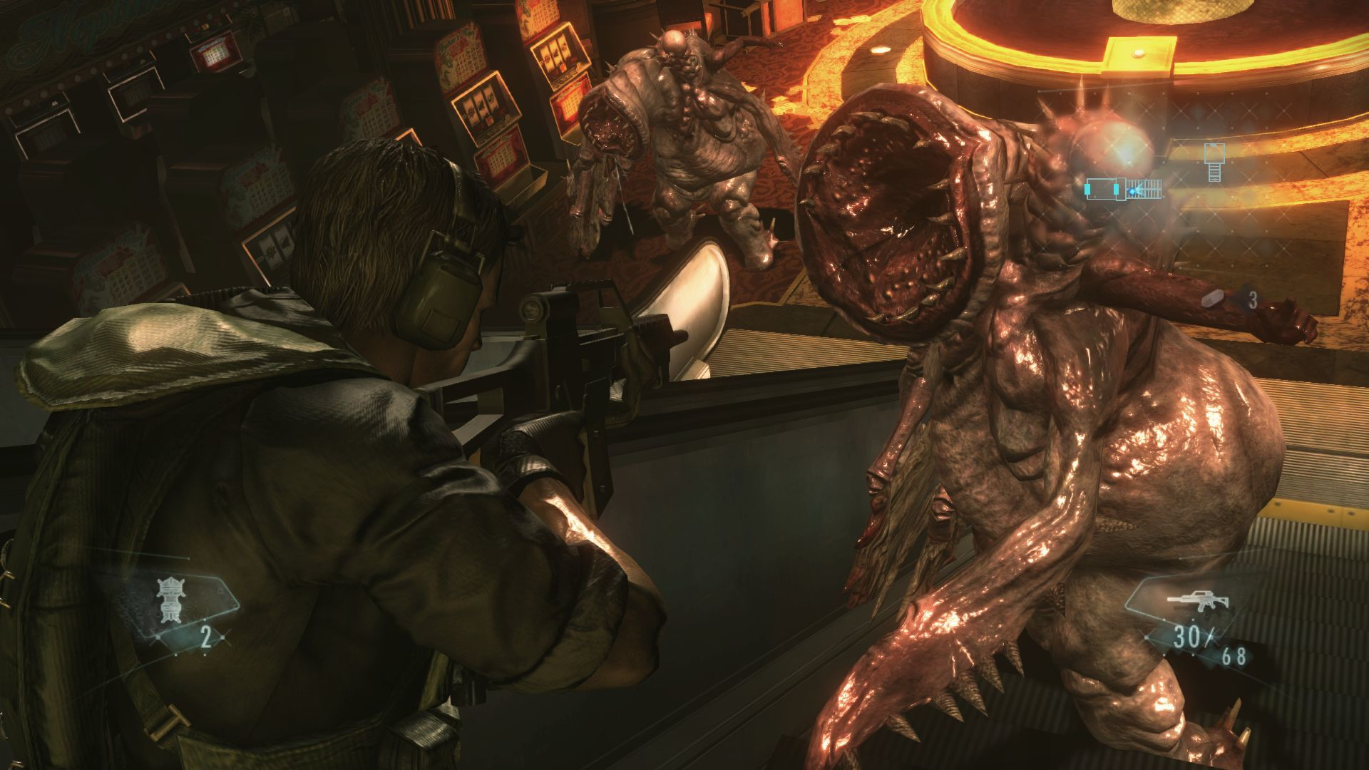 Foto de Resident Evil Revelations (1/18)