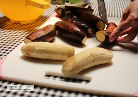 Plátanos rojos agtc cmda