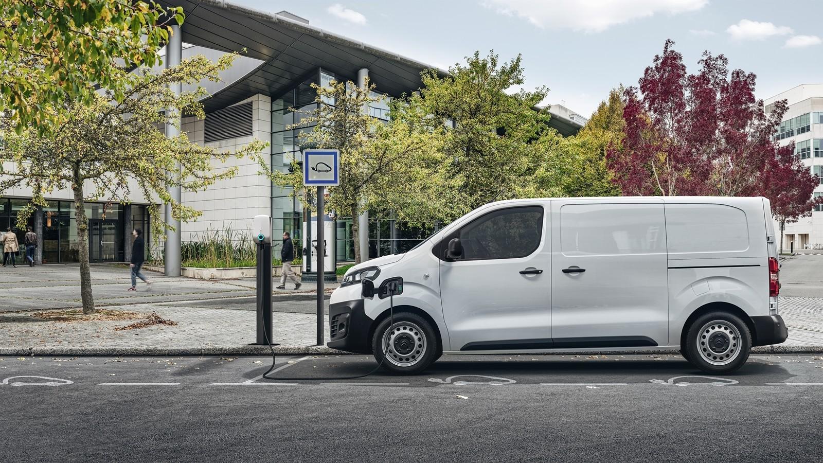 Foto de Citroën ë-Jumpy 2020 (6/7)
