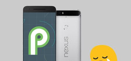 Android P no llegará a los Nexus: adiós a una gama que siempre actualizó a la última versión