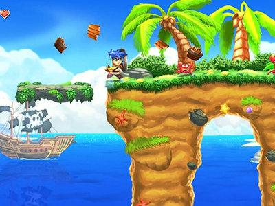 Monster Boy and the Cursed Kingdom muestra veinticinco minutos de gameplay