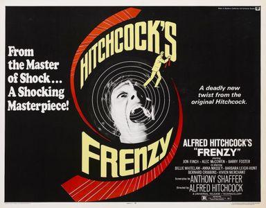 Alfred Hitchcock: 'Frenesí', perversión y humor