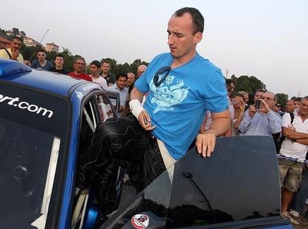 Robert Kubica se decide por el Citroën C4 WRC
