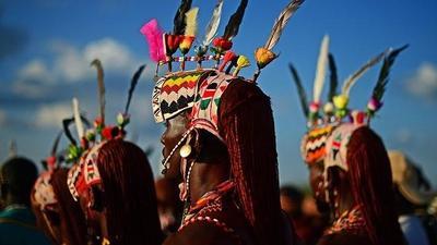 El Festival del Lago Turkana, doce tribus reunidas en el norte de Kenia